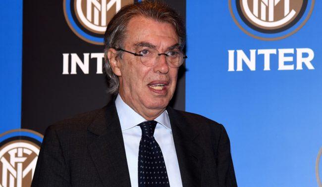 """Moratti recusou Ronaldo porque """"era muito caro"""""""