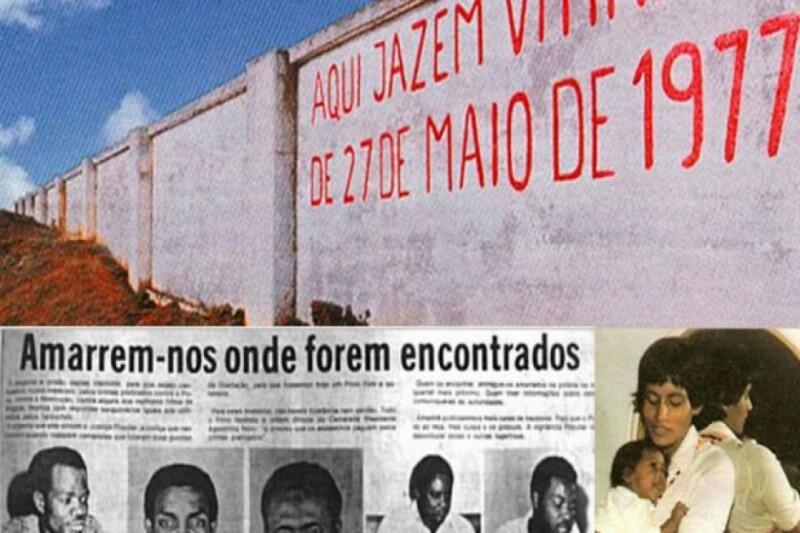 Plataforma 27 de Maio defende identificação pormenorizada de vítimas e dos perpetradores