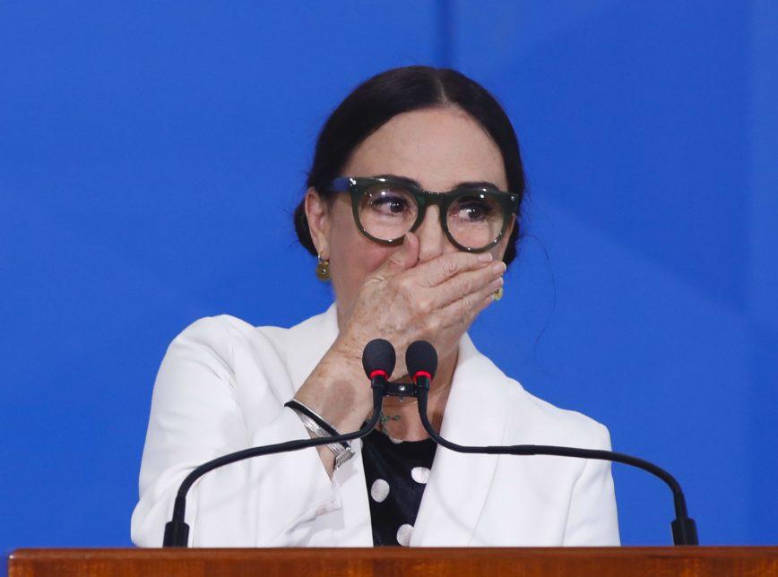Chefe de gabinete de Regina Duarte exonerado pelo Governo