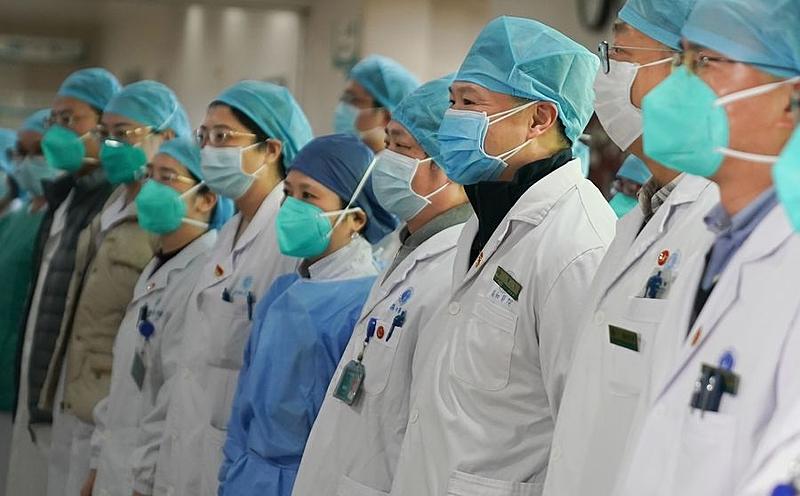China envia equipa médica ao Peru