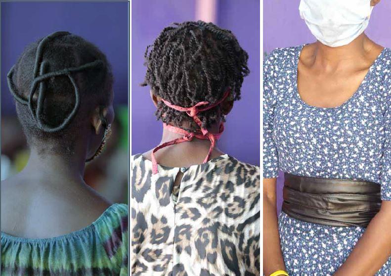 Mulheres expulsas de casa por contraírem o VIH
