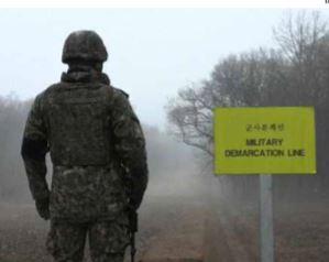 Coreias do Norte e o Sul trocam tiros