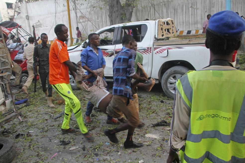 Atentado suicida na Somália mata governador e mais três em Puntland