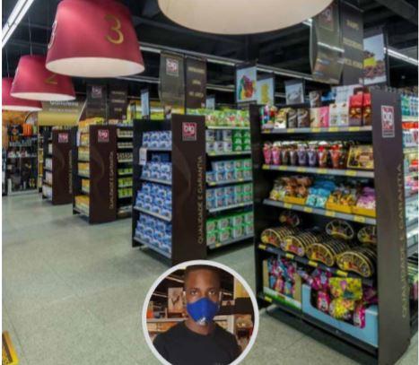 Supermercado desmente falso alarme do novo Coronavírus