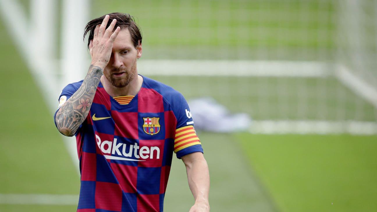 Messi vai quebrar o silêncio