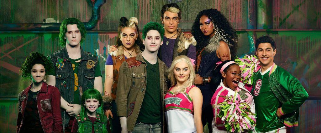 "Disney Channel estreia ""Zombies 2"""