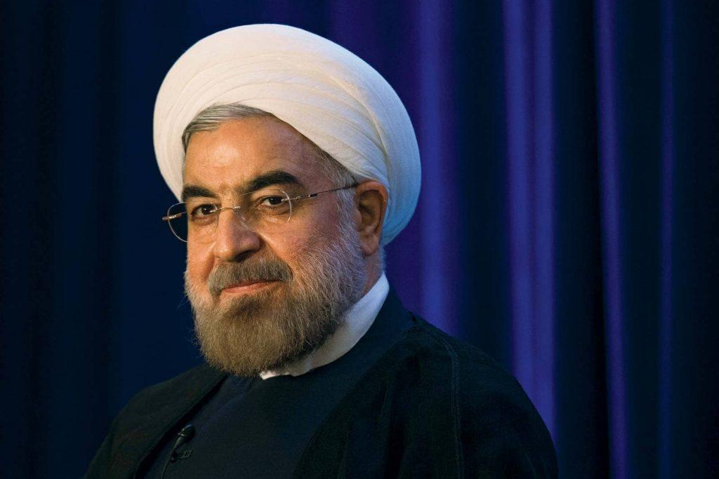 Irão aguarda que a Rússia e a China resistam ao plano dos EUA de embargo de armas, diz Rouhani