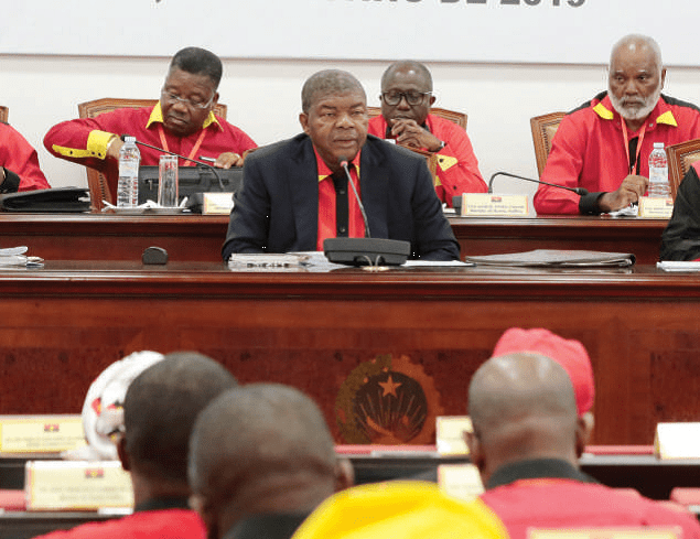 MPLA analisa situação política e sócioeconómica do país