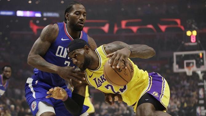 NBA deverá terminar época só com 22 equipas