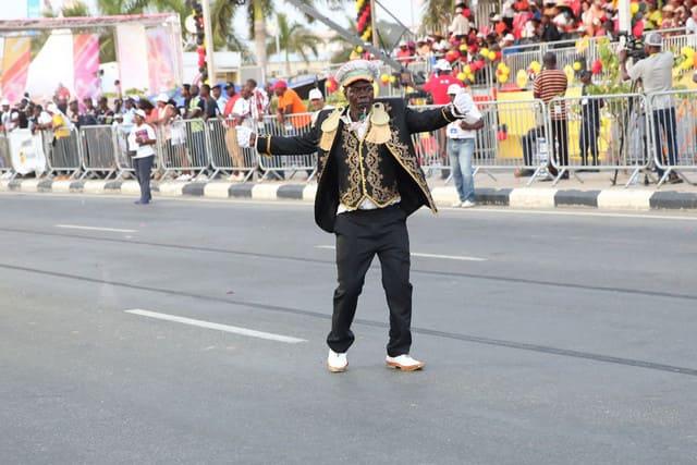 Partiu uma lenda do carnaval de Luanda