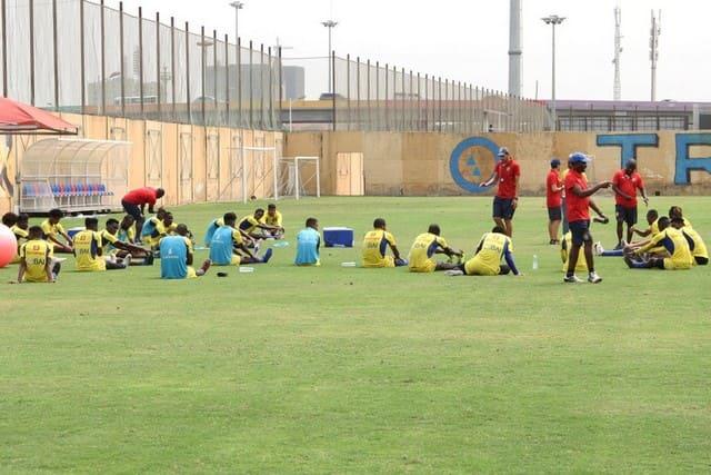 Petro de Luanda renova com Wilson e Elber