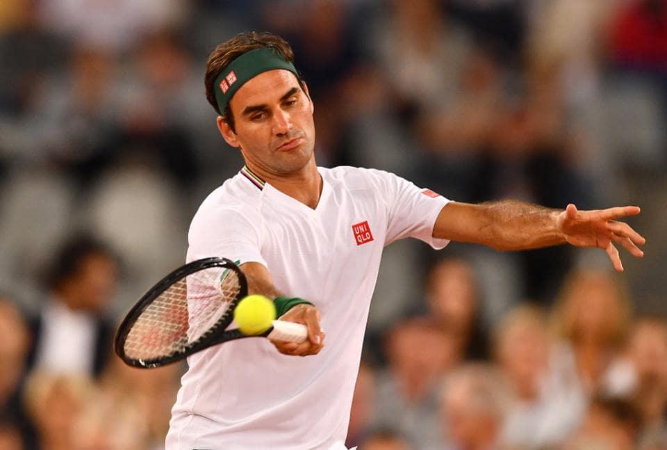 """Lesão de Federer no joelho """" não está a correr como esperávamos"""