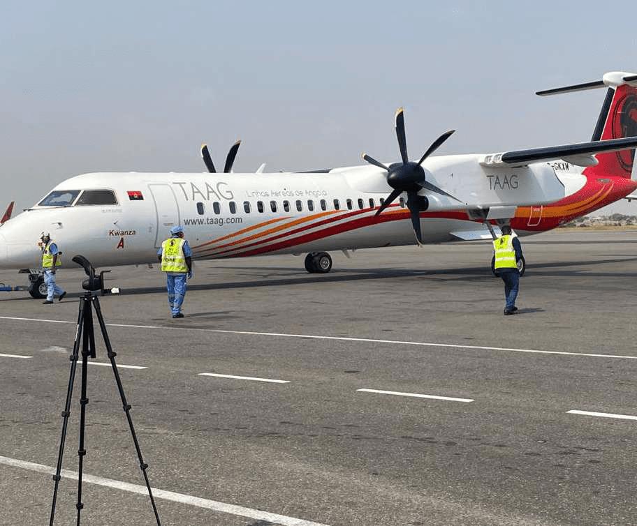 Nova aeronave da TAAG vai garantir aumento de frequências domésticas