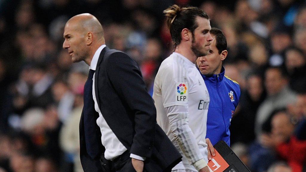 """""""Zidane tem algo pessoal contra Bale"""""""