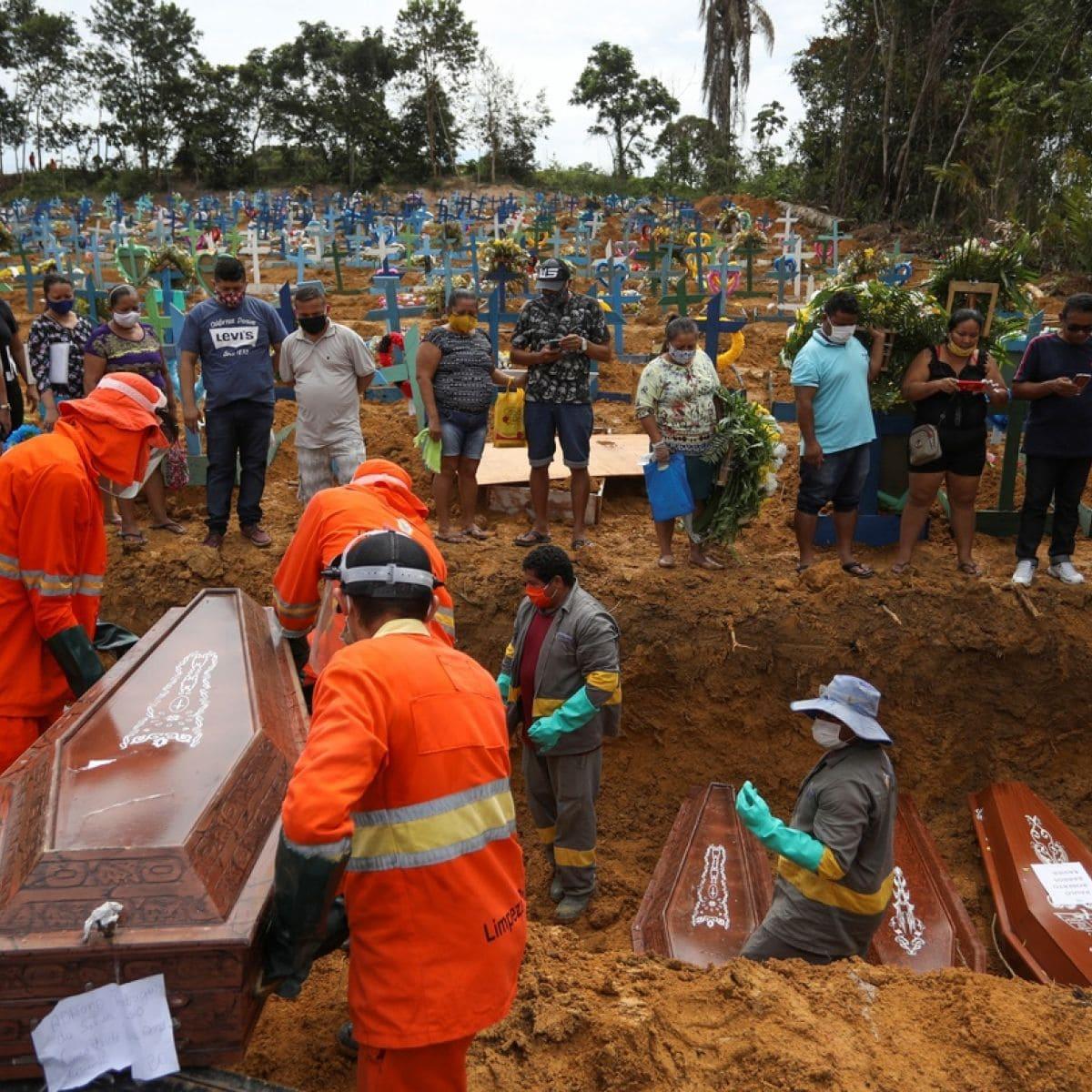 Disseminação do coronavírus na Amazónia leva morte de índios a disparar no Brasil