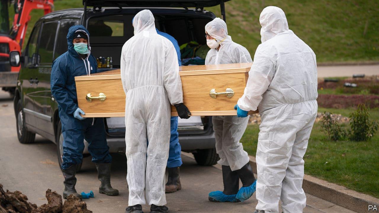 Espanha recalcula mortos do coronavírus para mais de 28 mil