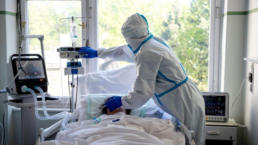 OMS alerta que falta oxigénio para muitos doentes