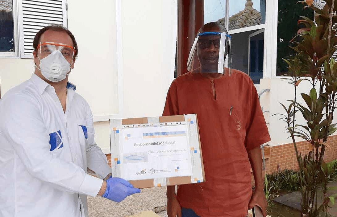Hospital Psiquiátrico de Luanda pronto para diagnosticar casos de Covid-19