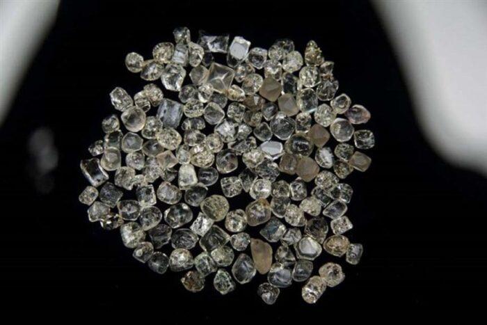 Três cidadãos detidos por posse e tráfico de diamantes