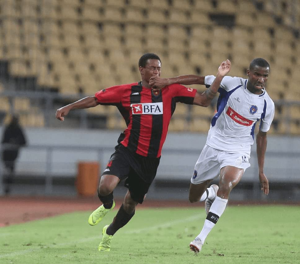 Petro de Luanda reforça meio campo