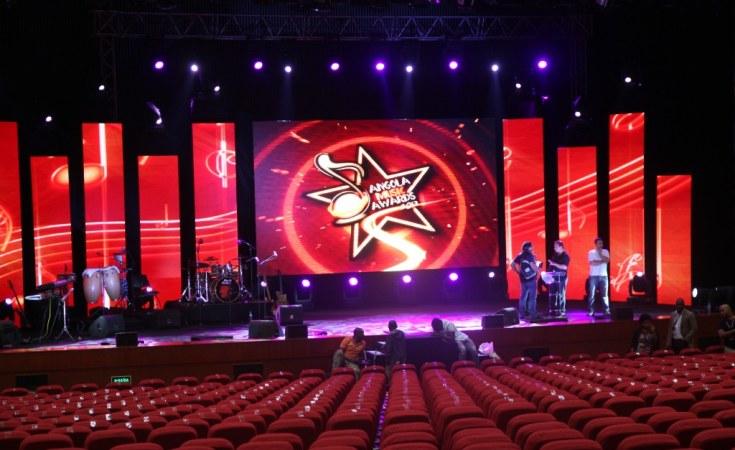 Angola Music Awards e Moda Luanda