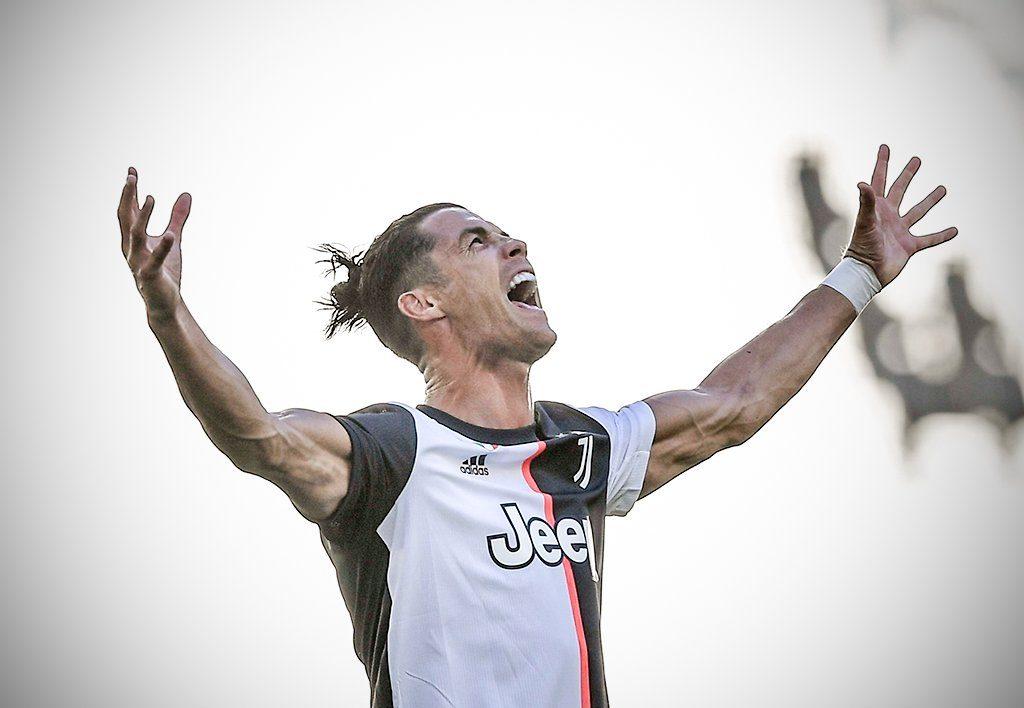 """Ronaldo assume: """"estava a precisar marcar de livre"""""""