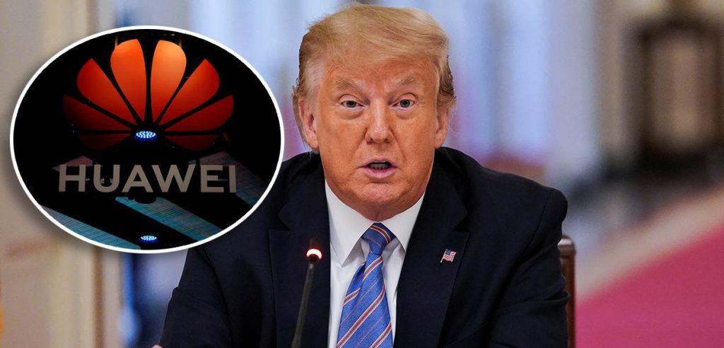 Trump diz que convenceu 'muitos países' a vetar participação da Huawei em redes nacionais de 5G