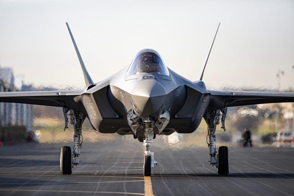 Pentágono decide o que fazer com F-35 produzidos inicialmente para a Turquia