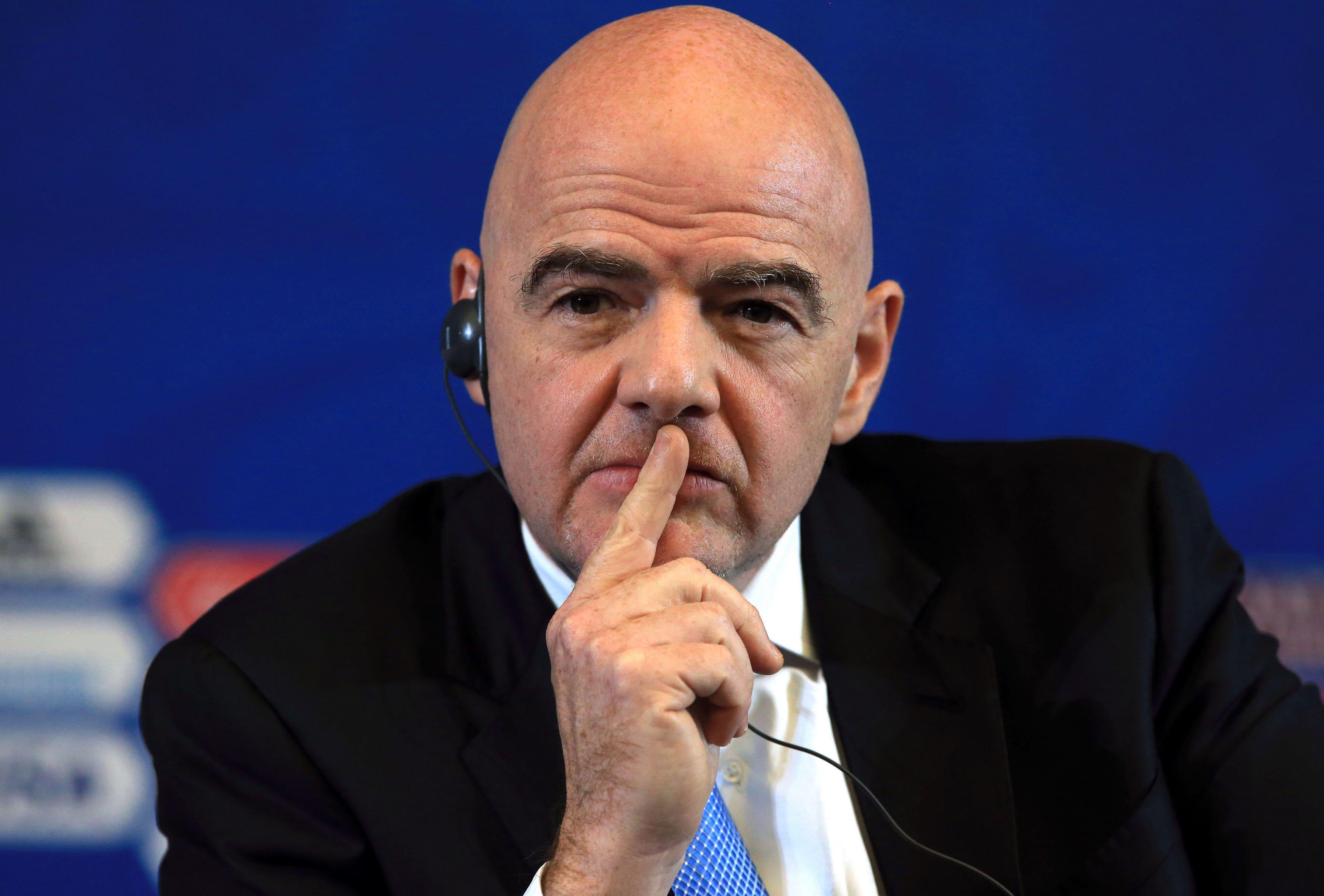 Suíça abre investigação criminal contra presidente da Fifa