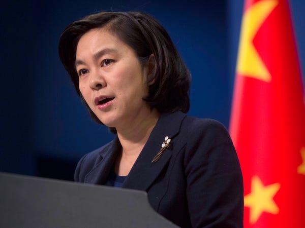 """China chama acusações norte-americanas de """"maiores mentiras do século"""""""