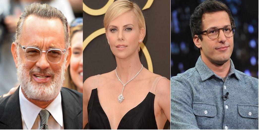 Tom Hanks, Charlize Theron e Andy Samberg são os campeões do streaming