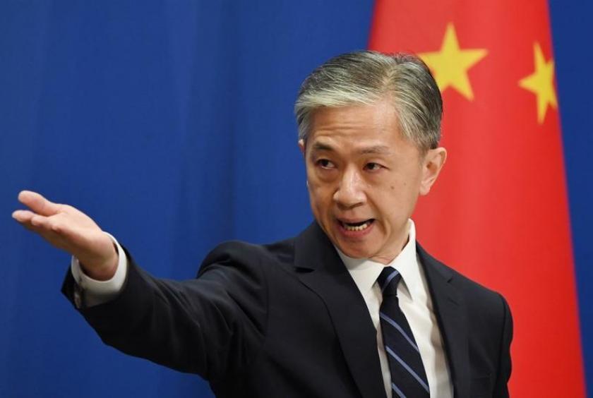 China insta UE a parar de interferir em assuntos de Hong Kong