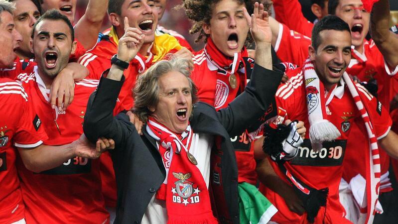Jorge Jesus de volta ao Benfica depois de quase cinco anos
