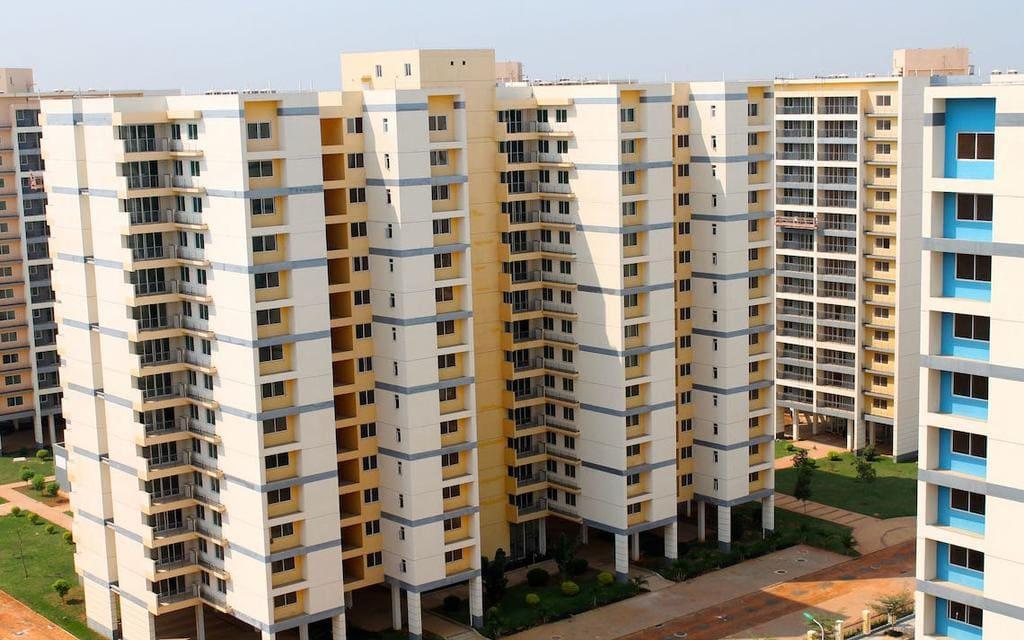 Fundo de Fomento Habitacional pede restituição de apartamentos ocupados ilegalmente