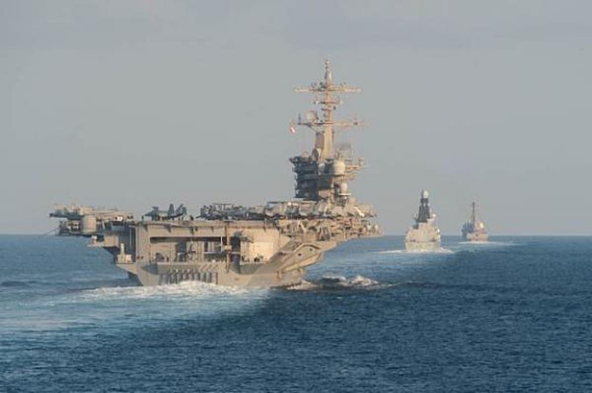EUA rejeitam reivindicações de Pequim sobre Mar do Sul da China e agravam tensão