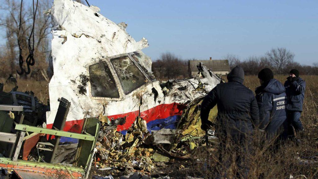 Países Baixos vão abrir acção judicial contra Rússia em relação à queda do MH17