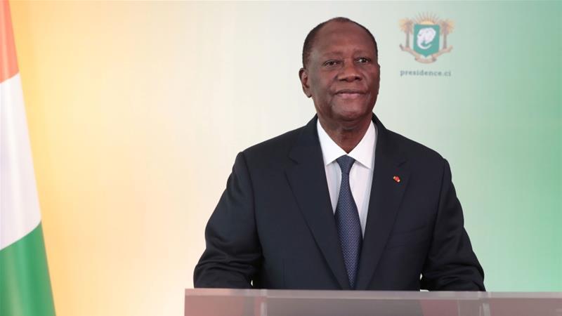Oposição marfinense contraria 3º mandato para Ouattara