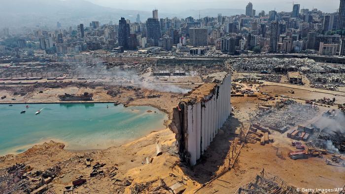 """EUA exige uma investigação confiável sobre explosão """"avassaladora"""" de Beirute"""