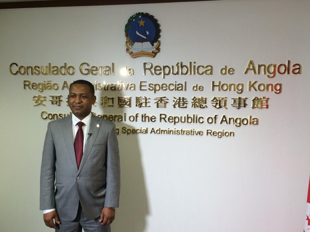 Hong Kong é tão inseparável para China como Cabinda para Angola