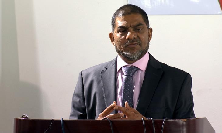 Presidente da Federação moçambicana infectado
