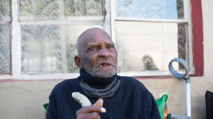 Morreu aos 116 anos sul-africano que era um dos homens mais velhos do mundo