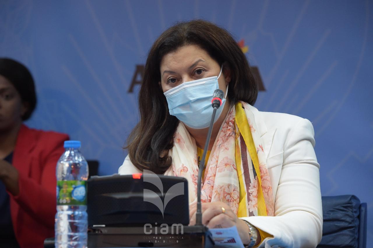 Angola tem novo record de casos da Covid-19: 88 infectados