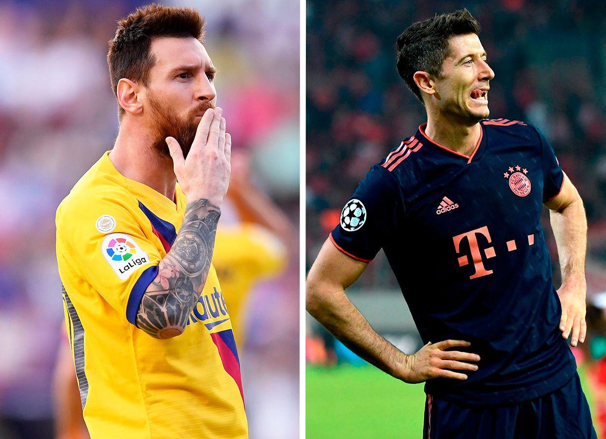 """""""Messi vai defrontar o seu sucessor como melhor do mundo"""""""