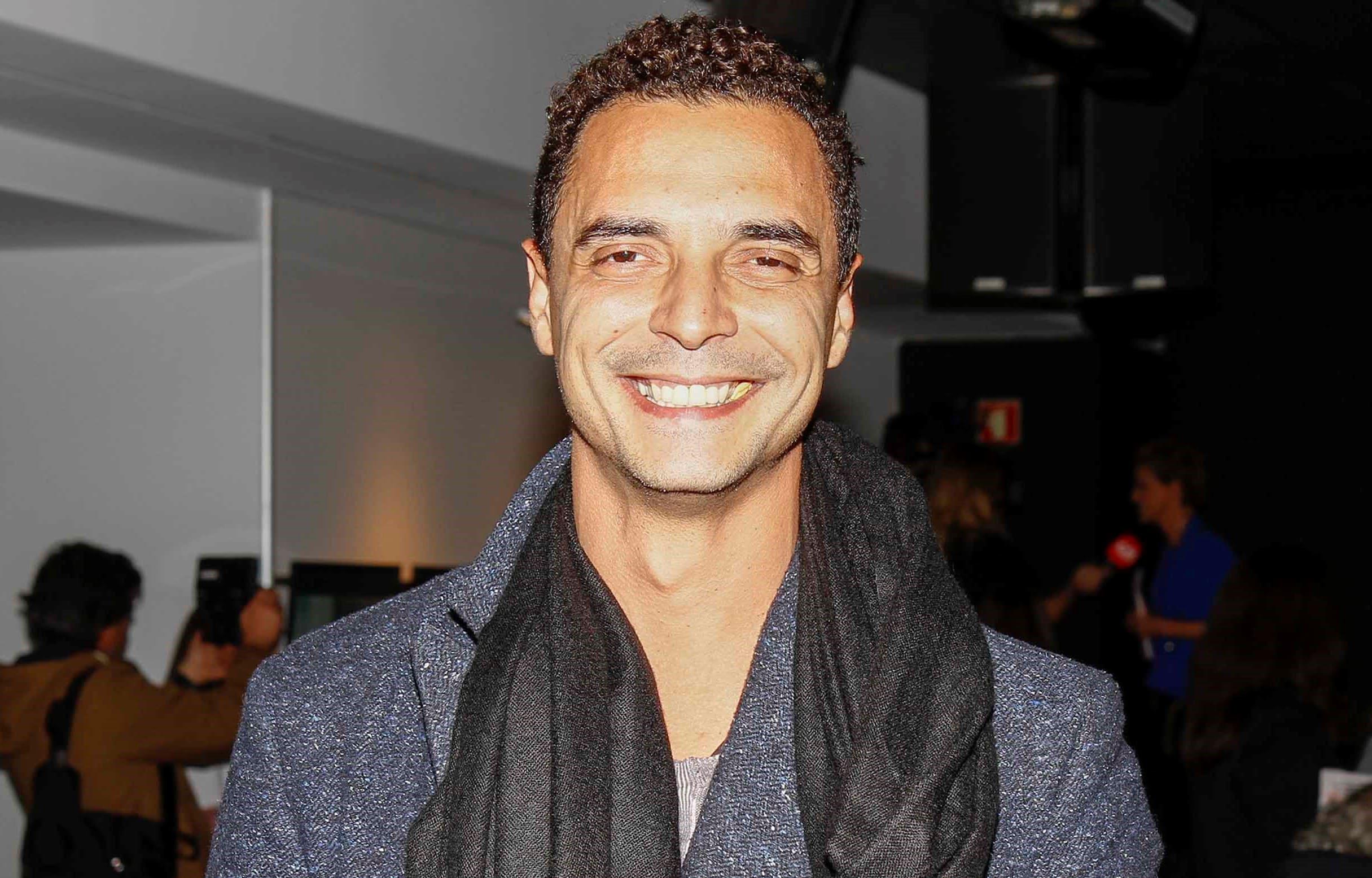 """Actor angolano Pedro Hossi no programa """"Passaporte 2020"""""""