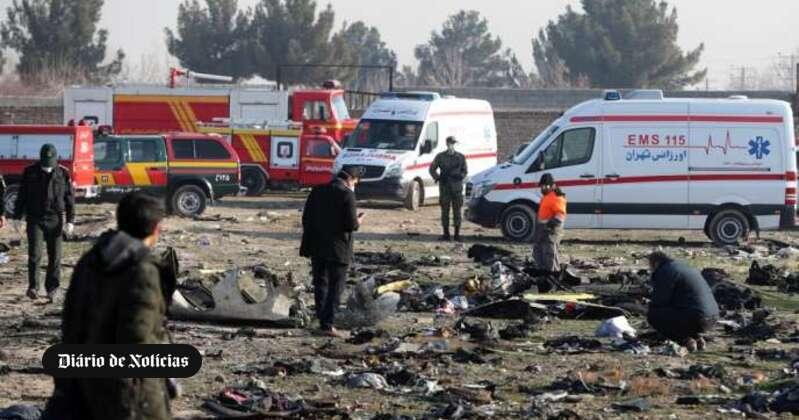 Pilotos do Boeing ucraniano abatido pelo Irão sobreviveram ao primeiro míssil