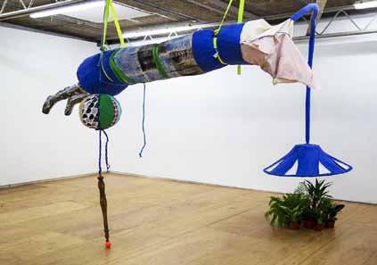 """Exposição: Januário Jano mostra performances na exposição colectiva """"London Grads Now"""" em Londres"""