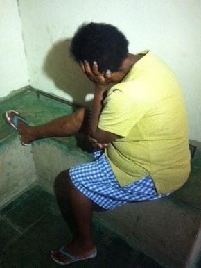 Cidadã de 60 anos violada