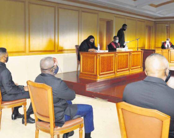 Caso 500 milhões de dólares:  Dia do juízo final