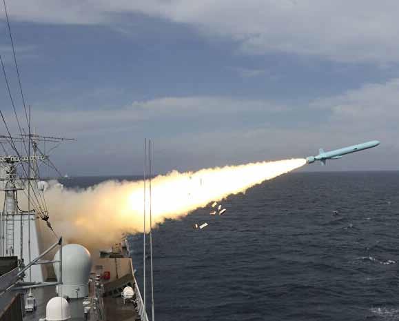 Pequim dispara mísseis no mar do Sul da China em 'aviso' à espionagem dos EUA, diz jornal