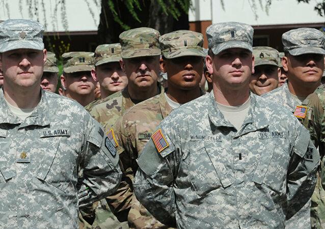 EUA vão instalar na Polónia mil soldados adicionais, afirma chefe do Pentágono, MarkEsper